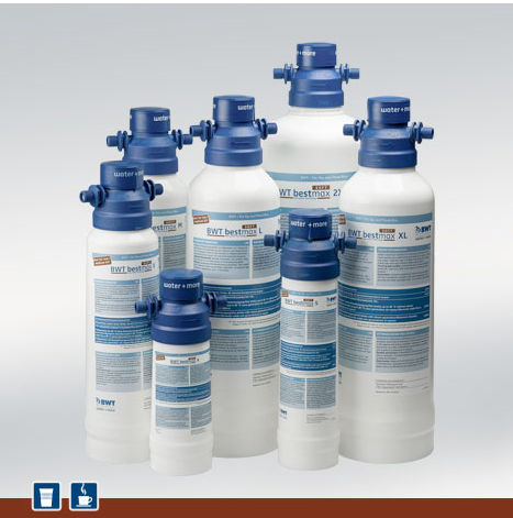 BWT WATER AND MORE Bestmax Soft S - Ανταλλακτικό φίλτρο νερού XP3